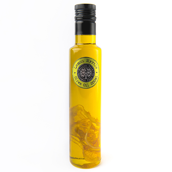Lemon Mrytle Olive Oil